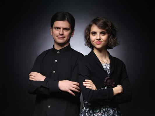 Piano duo with Elena Nefedova