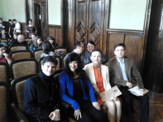 Jury at the 11th MAGIC Competition in Burgas